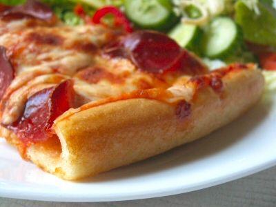 Tammy's Easy Pizza