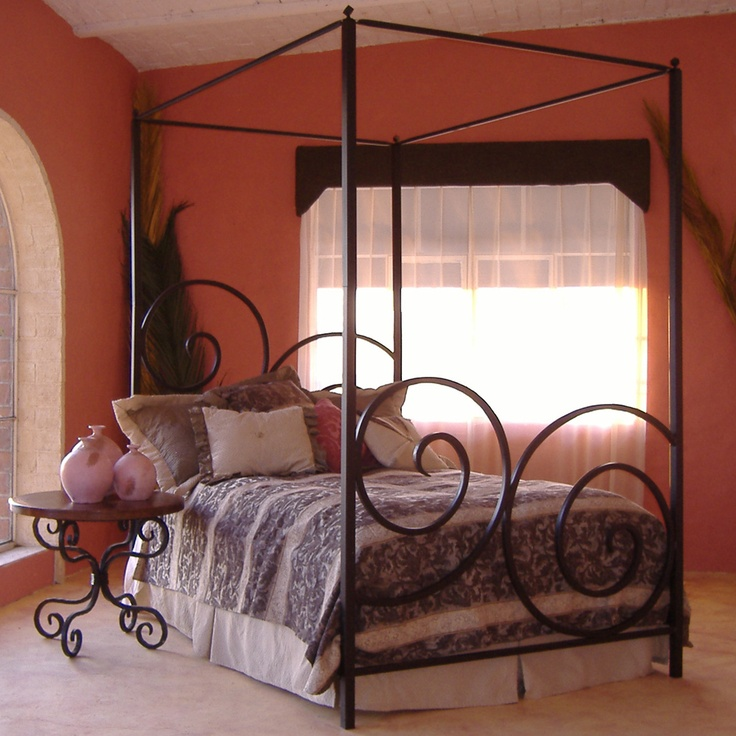 1000 ideas about wrought iron beds on pinterest wrought 17883 | eabb306f0cadeeb252f1b0ce24aeb361