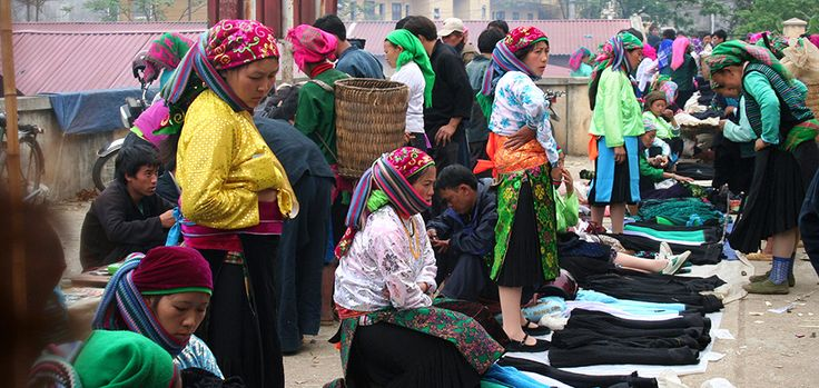 Meo Vac-Vietnam. #vietnam #meovac #market #ethnic #hagiang #travel
