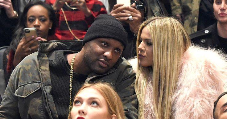 Lamar Odom admits to cheating on Khloe Kardashian #Entertainment_ #iNewsPhoto