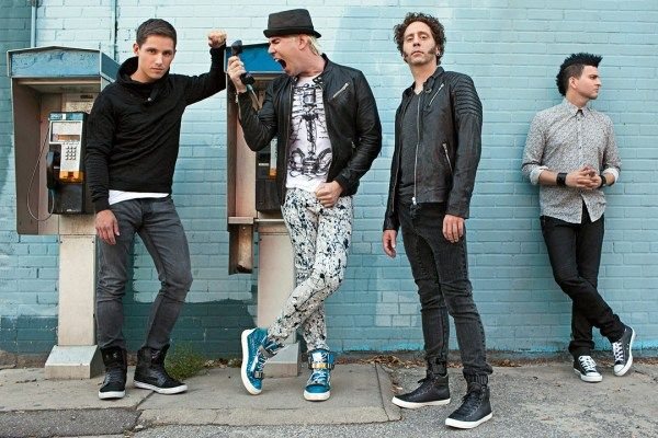Marianas Trench- i have this poster on my wall <3