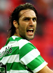 Georgios Samaras..... The only reason I cheer for Greece!!! Beautiful