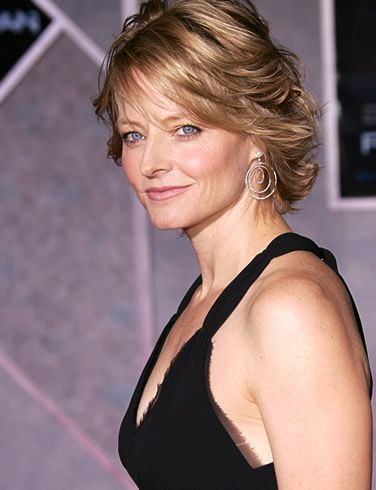 jodie foster hairstyles | More Jodie Foster pics