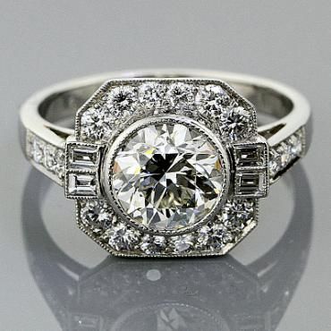 The most beautiful vintage ring I've seen yet!