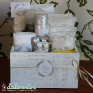 Kit de Toilette Femenino Premium - Tienda DCD Eventos