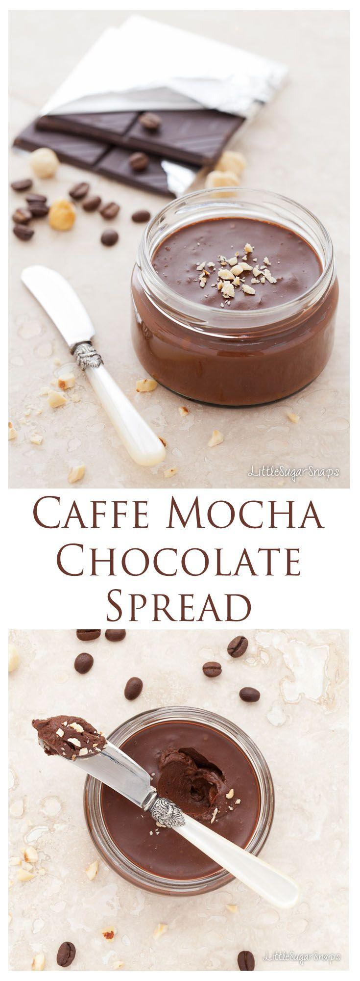 Caffe Mocha Chocolate Spread