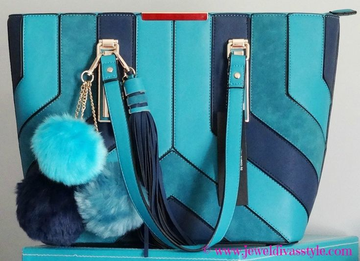 JDS - added to my handbag  collection: Collette Hayman bag - more details on the blog - http://jeweldivasstyle.com/my-brand-new-bags-and-i-see-bag-bling-is-on-the-rise-again/