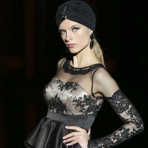 Una sposa in nero: osereste vestirvi di nero al vostro matrimonio? Molte stiliste sì