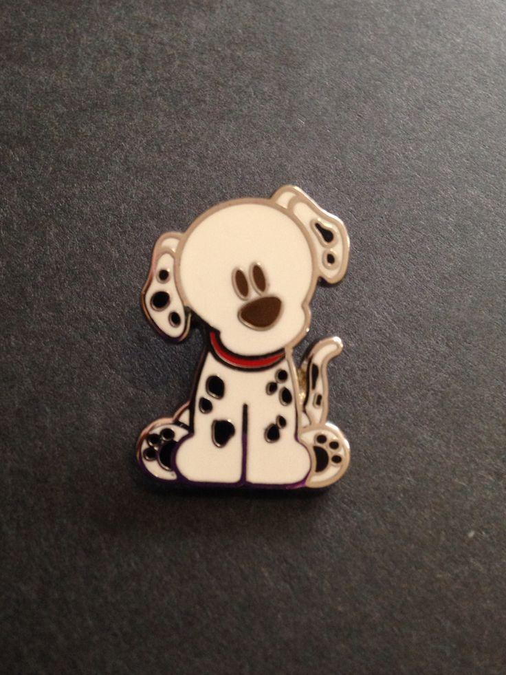 Mini pin collection - cute disney animals- Pongo