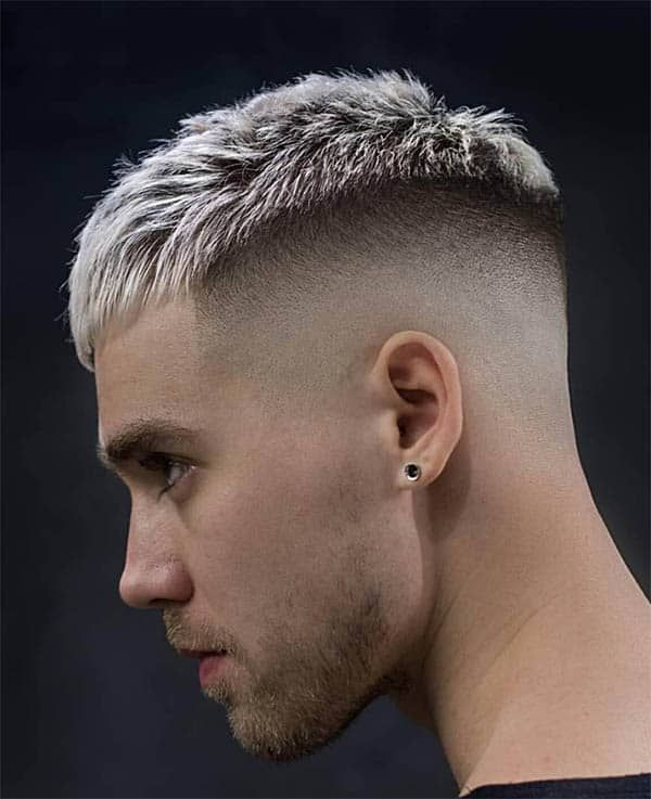 42 Trendiest Drop Fade Haircuts 2020 Top Picks