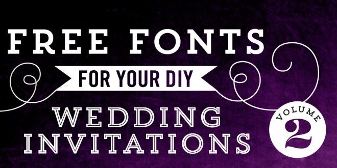 Free Wedding Invitation Fonts: 30 Best Images About Clipart On Pinterest