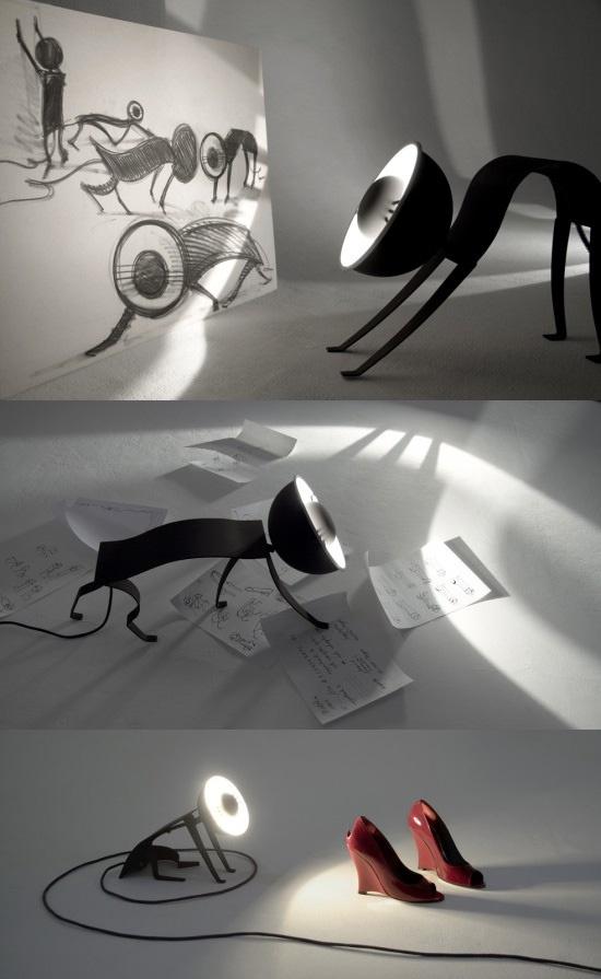 Lámparas MiCha, de Kuntzel+Deygas. >>IdeasQueMolan!