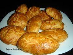 Betty's Cuisine: Τυροπιτάκια χωρίς φύλλο