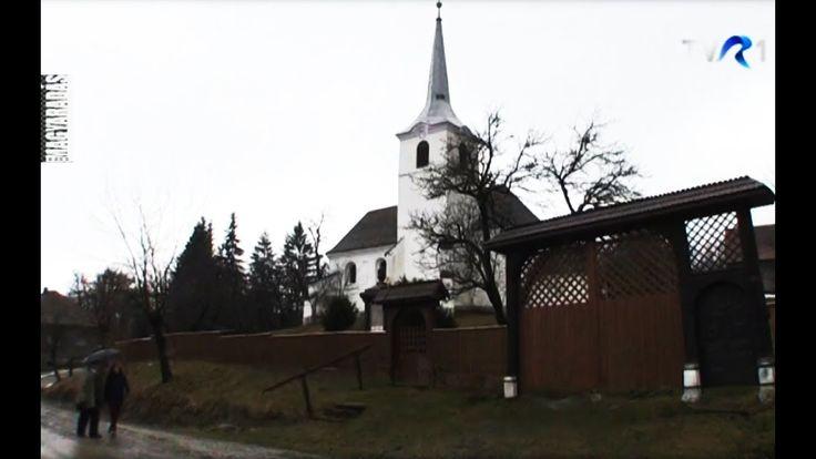 MAGYARADÁS / Erdély régi  templomai / Ége