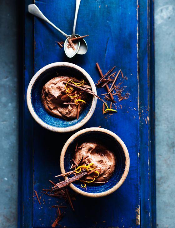 Ooooh chocolate orange pots, go on then...