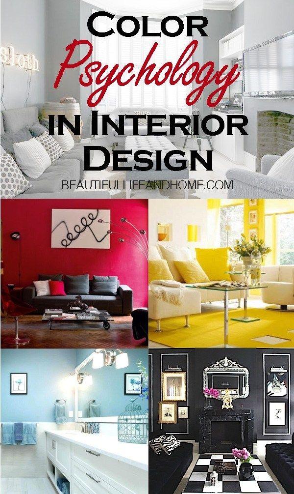 Color Psychology In Interior Design Color Psychology Interior