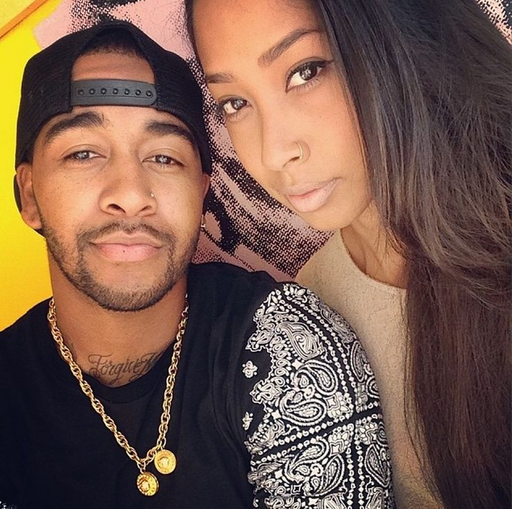 Omarion and Girlfriend Apryl Jones Expecting First Baby