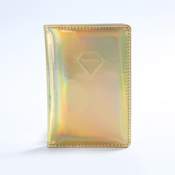 Metallic Hologram Travel Passport Cover Clutch Holder Business Organizer Credit Card Holder    Make your passport unique with this heavy duty case that has been lined and decorated with a wonderful printed paper and cardstock.    Why would you carry around a boring passport when you can dress it up with an awesome and unique cover!    These also make a great gift for someone who is about to jet off.    Girl Boss Products and Merchandise | Buy Now | Free shipping on all orders