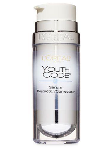 L'Oréal Paris Youth Code Dark Spot Correcting & Illuminating Serum Corrector ($25 for 1 oz.)