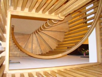 Small Scale Homes: SPACE SAVING STAIRS U0026 LADDERS FOR SMALL HOMES