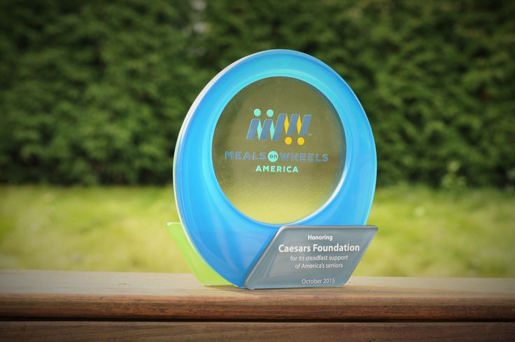 Meals on Wheels America award
