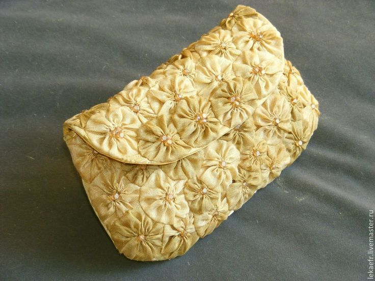 Купить Сумочка-клатч - серебряный, однотонный, нарядная сумочка, сумка ручной работы, сумка женская