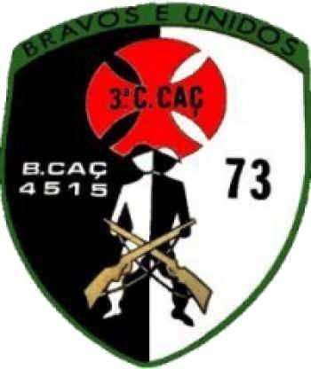 3ª Companhia de Caçadores do Batalhão de Caçadores 4515/73 Angola