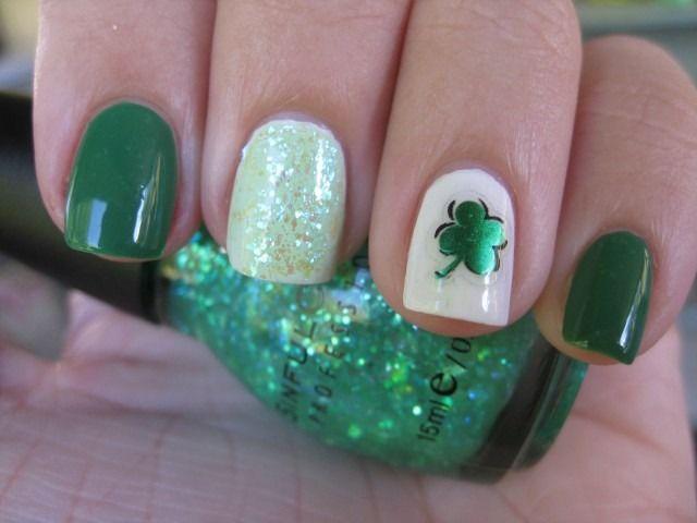 17 St. Patrick's Day Nail Ideas