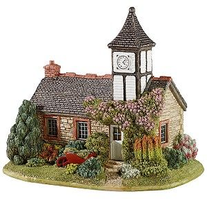 Lilliput Lane Clock Tower Cottage  null The Clock Tower Cottage from the Lilliput Lane collection perfectly captures this charming buildings character and charm. A stunning collectible to give to a loved one or as a treat for yourself.  http://www.comparestoreprices.co.uk/collectables/lilliput-lane-clock-tower-cottage.asp