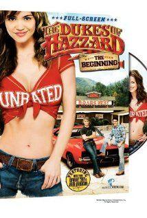 THE DUKES OF HAZZARD: THE BEGINNING.  Director: Robert Berlinger.  Year: 2007.  Cast: Jonathan Bennett, Randy Wayne and April Scott