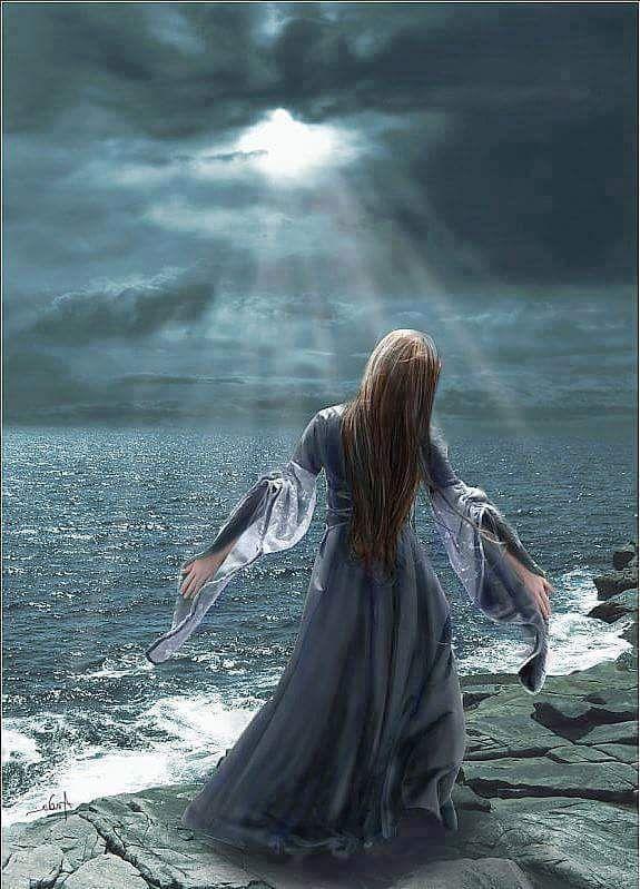 Pin by Valarie Lamb on Fantasy Dreamland   Prophetic art, Jesus art, Prophetic  painting