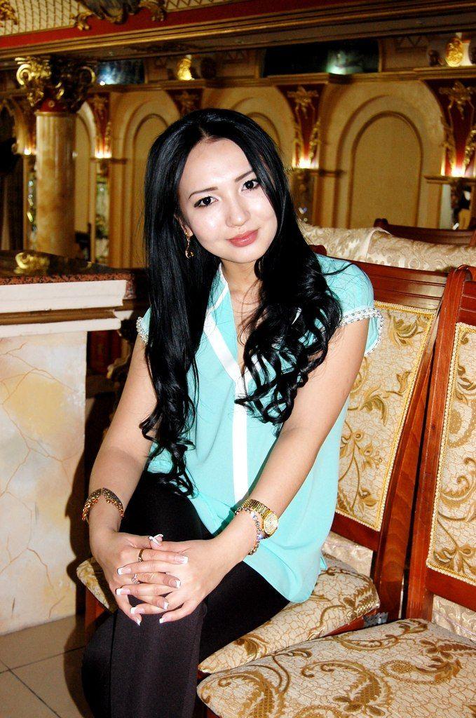 девушка восточной внешности киев - 3
