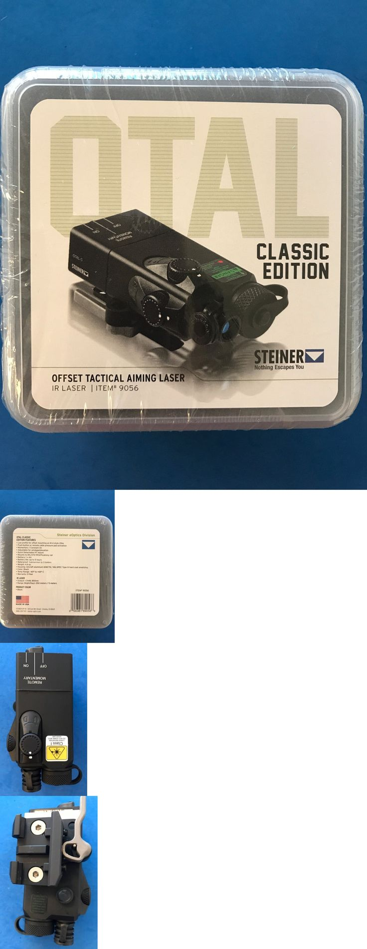 Other Hunting Scopes and Optics 7307: Steiner Otal-C Ir Laser 9056 -> BUY IT NOW ONLY: $399.99 on eBay!