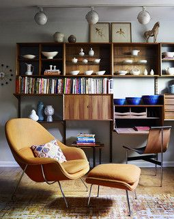 Midcentury home makeover