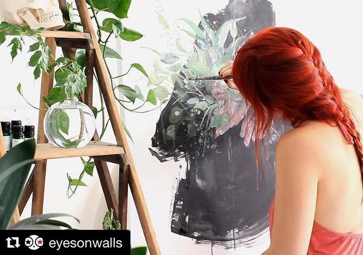 News! 😌🍃 •  #Repost @eyesonwalls with @repostapp ・・・ New Art Prints from @agnes_cecile - Available today!  2016 has been a prolific year for Italian painter Agnes Cecile. Today we're excited to announce the release of 10 new prints to her collection.  https://www.eyesonwalls.com/collections/new-releases  #agnescecile #painter #painting #art #newreleases #fineart