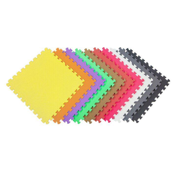 1 2 Exercise Foam Tiles Foam Tiles Soft Flooring Gym Flooring