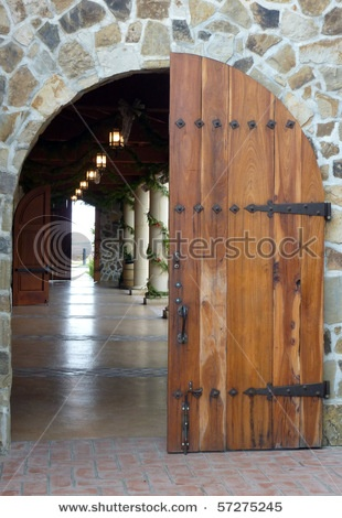 old wood door Ok so I have a thing for doors. Can you see this & 7 best Special Events \u0026 Wine Education images on Pinterest | Special ...