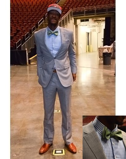 The Most Stylish NBA Draft Class in History: Style: GQ