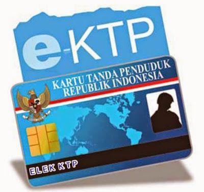 E-KTP; Elek KTP = KTP Jelek | Ими Cypяпyтpa