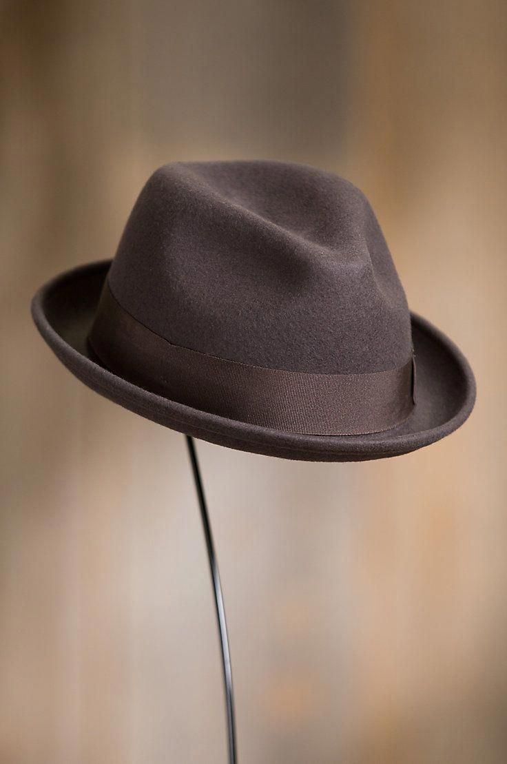 817e1d83 Goorin Bros. Good Boy Wool Felt Fedora Hat in 2019 | HATS | Hats, Fedora hat,  Dress hats