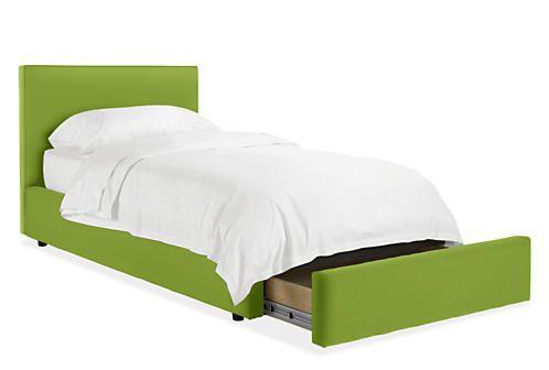Wyatt Kids' Storage Bed - Modern Beds - Modern Kids Furniture - Room & Board