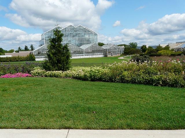 Frederik Meijer Gardens Sculpture Park Grand Rapids Michigan P
