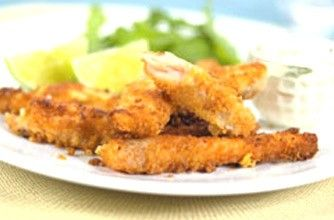 Celeb chef Gordon Ramsay's baked Lemon sole fish goujons are even tastier with…