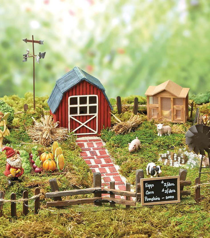 Fairy Garden Farm – Gardens & Outdoor Decor with JOANN