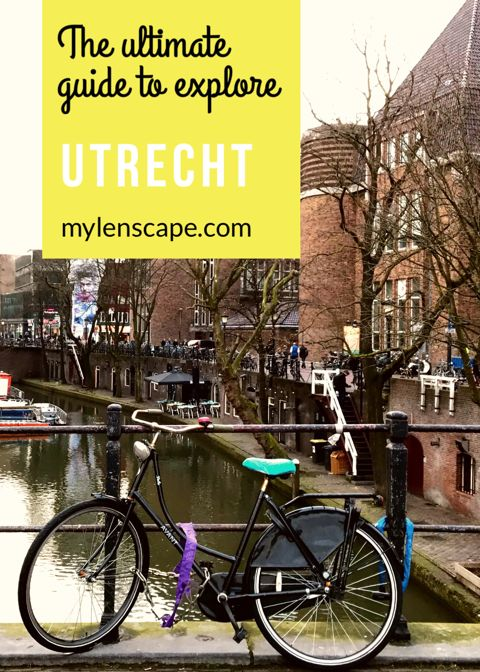Utrecht is the beating heart of the Netherlands. It is an intimate city of narrow streets and sleepy canals. The picturesque cobble-stoned streets lined with boutiques and cafes and medieval architecture along two-tiered canal ways create a recipe of charming delight. Even though it's the fourth largest city in the Netherlands, Utrecht manages to maintain its quaintness. Read more about this beautiful city in Netherlands:)