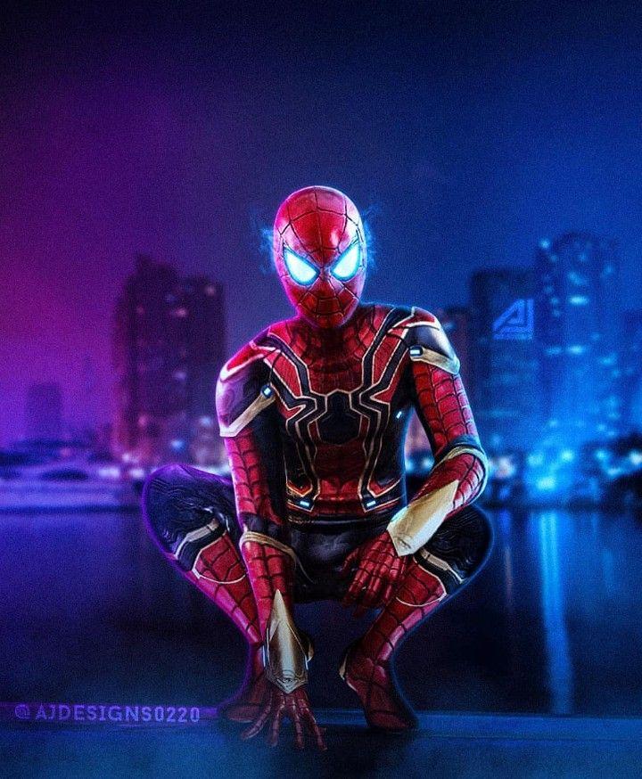 Iron Spider Man Marvel Comics Wallpaper Iron Spider Marvel Spiderman