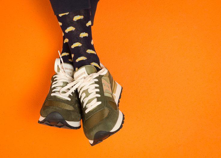 #rionefontana #fashion #moda #uomo #style #man #scarpe #shoes #Saucony #sporty #trendy #cool #calze #socks #calzini #Fefè #glamour #Napoli #color #fun #shopping #shop #saldi #sale #online #instore #rionefontanatreviso #rionefontanamestre #rionefontanamontebelluna #Treviso #Mestre #Montebelluna #Italy #Italia