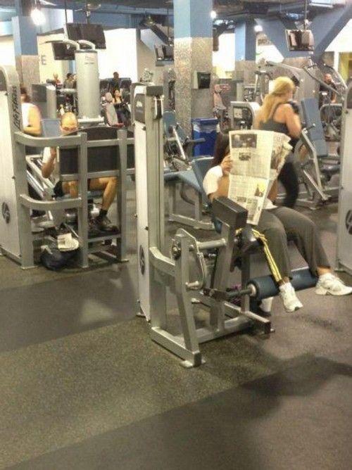 25 Most Epic Gym Fails