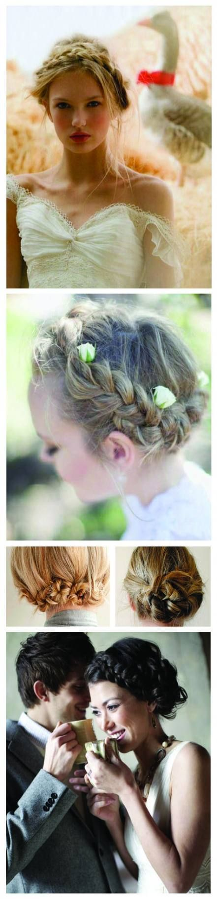 67 ideas for wedding hairstyles boho chic messy braids - Hairstyle  #Boho #Braids #Chic #Hairstyle #Hairstyles