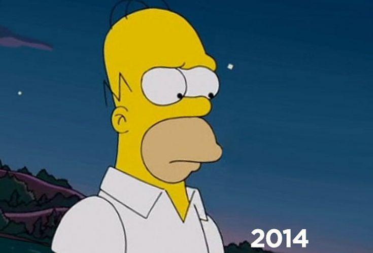 Quando, verso la fine degli anni '80, Matt Groening ha immaginato i personaggi dei Simpson, probabilmente non si aspettava quel successo planetario che gli avrebbe dato. Stesso discorso per il biologo marino Stephen Hillenburg, l'ideatore della spugna di mare Spongebob, e per il trio ungaro-americano Klasky, Csupó e Germain che hanno creato le canaglie-lattanti dei Rugrats. Ecco come sono cambiati i tratti dei fortunatissimi personaggi dei cartoni.  (A cura di Francesco Chiappara)